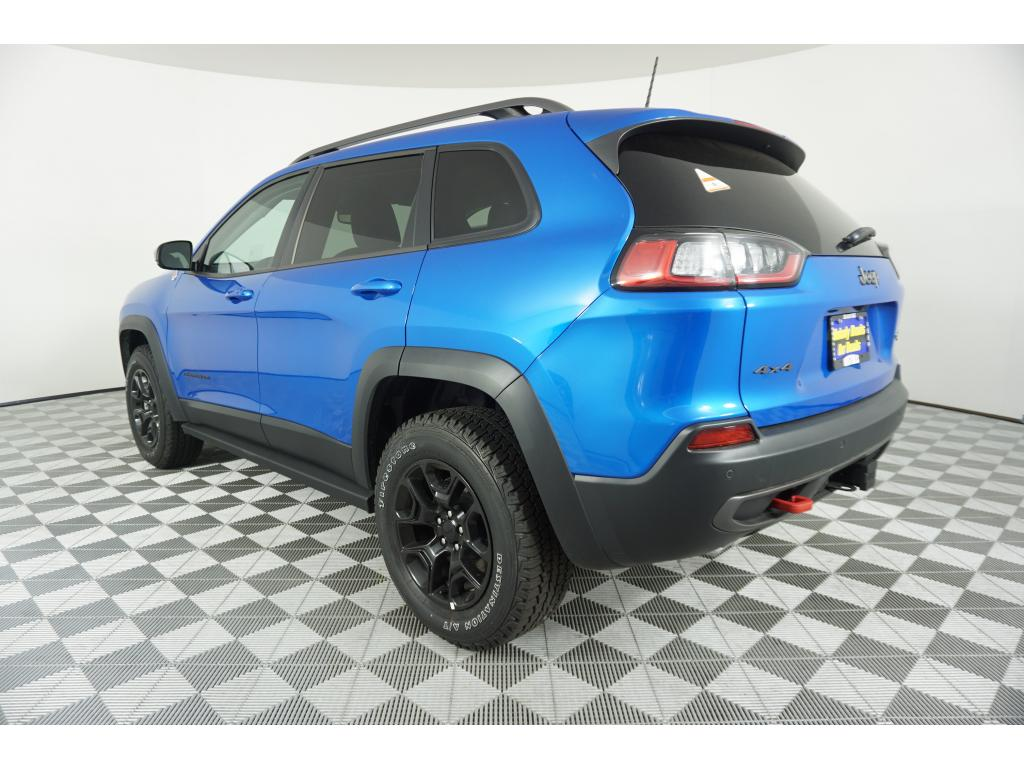 New 2019 Jeep Cherokee Trailhawk Sport Utility In Bremerton Je6834 0 Dodge Dakota Custom Fit Vehicle Wiring Tow Ready